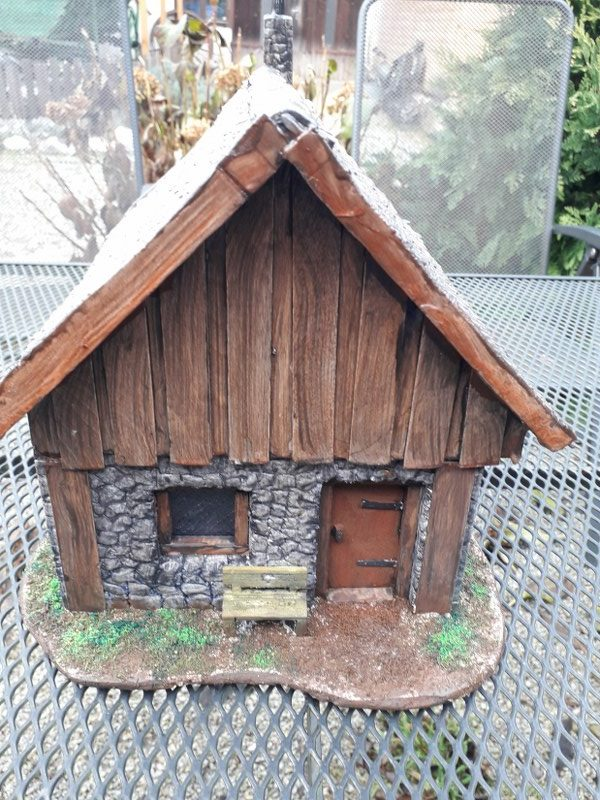 The first miniature house